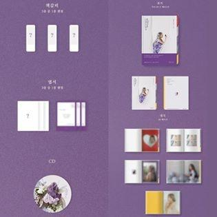 [Pre-order] BOL4 MINI ALBUM 迷你专辑 - YOUTH DIARY 2: BUTTERFLY MEETS A FLOWER