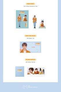 """[Pre-order] EXO XIUMIN FAN MEETING """"XIUWEET TIME"""" - PHOTO STORY BOOK"""