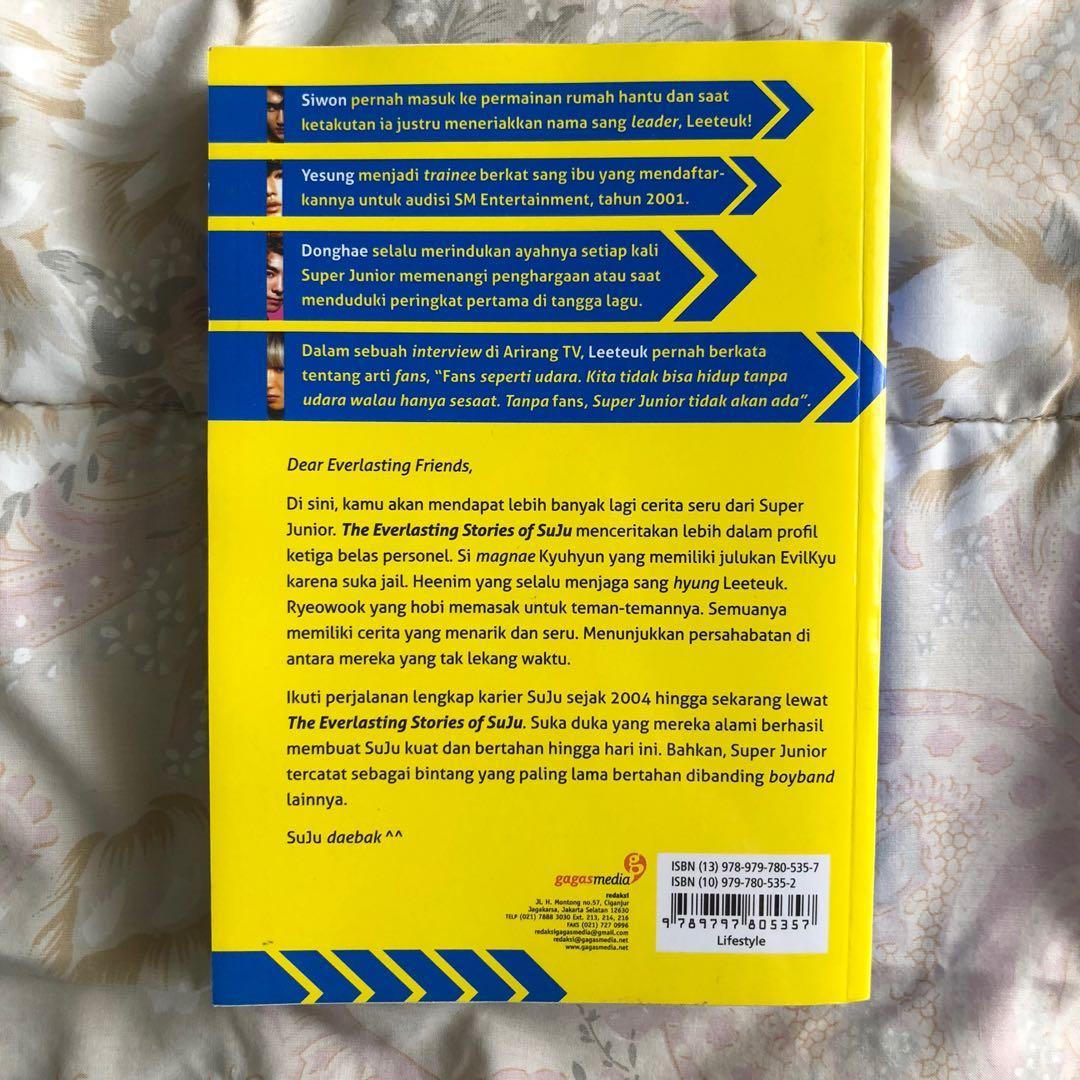 The Everlasting Stories of Suju Book by Lulu D Preloved.