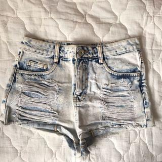 Urban Outfitters Denim Co Shorts