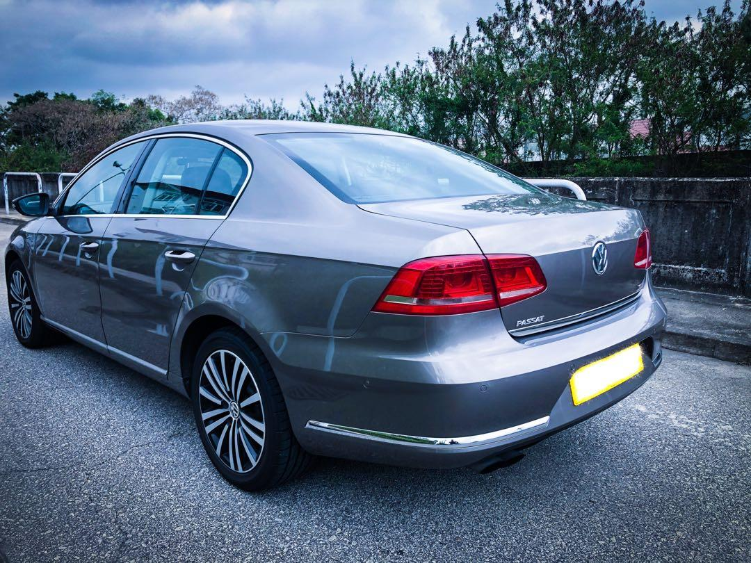Volkswagen Passat 1.8 TSI DSG (A)