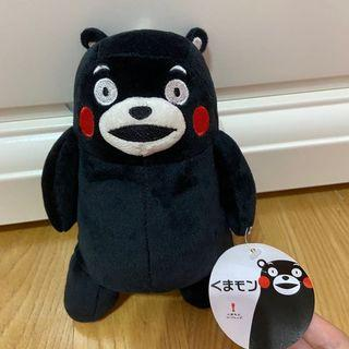 熊本熊玩偶(全新約10公分)