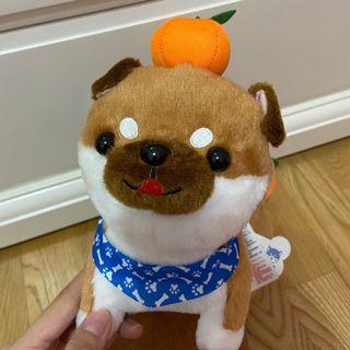 柴犬娃娃(全新約15公分)