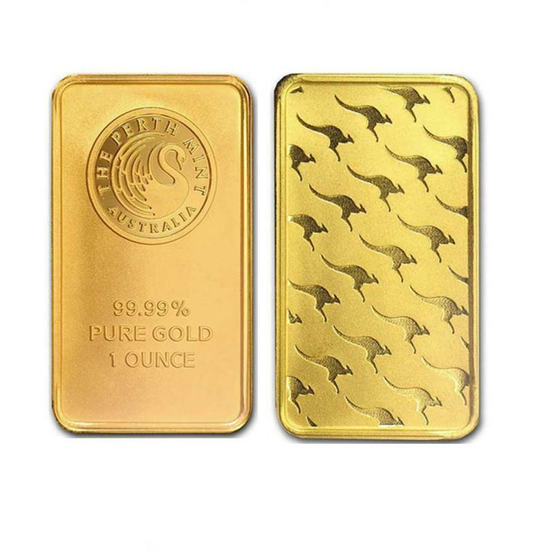 1 Ounce Pure Gold Perth Mint Bullion
