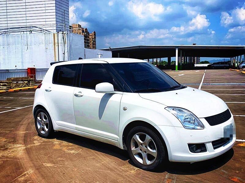 2006 Suzuki Swift 1.5 白