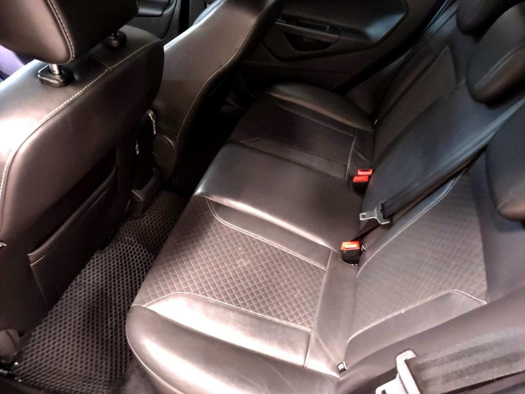 2015年FORD FIESTA 1.0渦輪 全車精品 最帥氣的小車 輕鬆入手可全額貸 免保人 雙證件交車 歡迎洽詢0932171411或LINEID:0932171411
