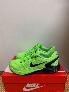日本購回 Nike LUNARGLIDE 6 us9.5 慢跑鞋 路跑 馬拉松