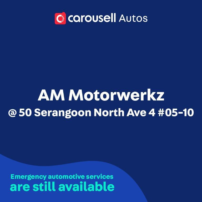 AM Motorwerkz - Emergency automotive services still available