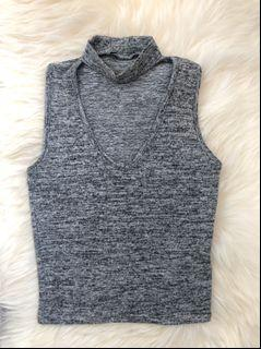 BNWOT Zara Sweater tank Size XS