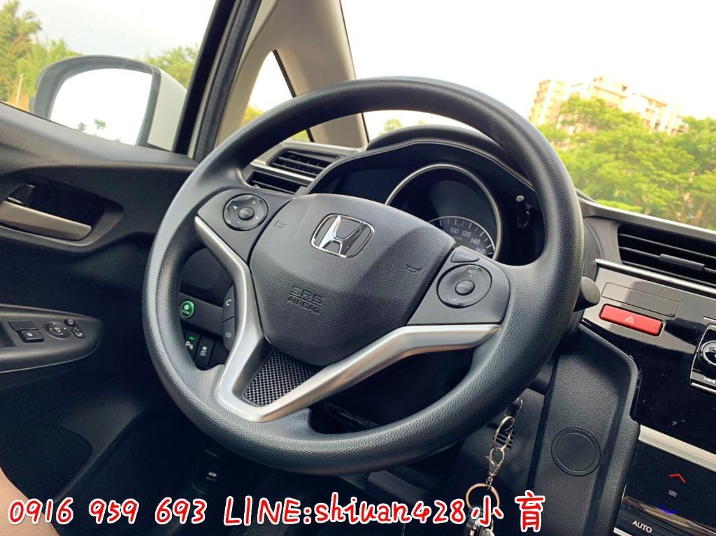 Honda Fit Vti-s