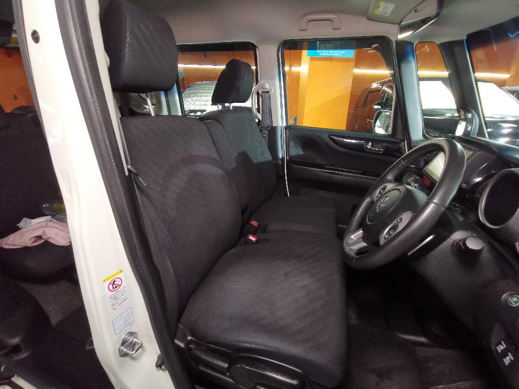 Honda N box  Turbo Custom Auto