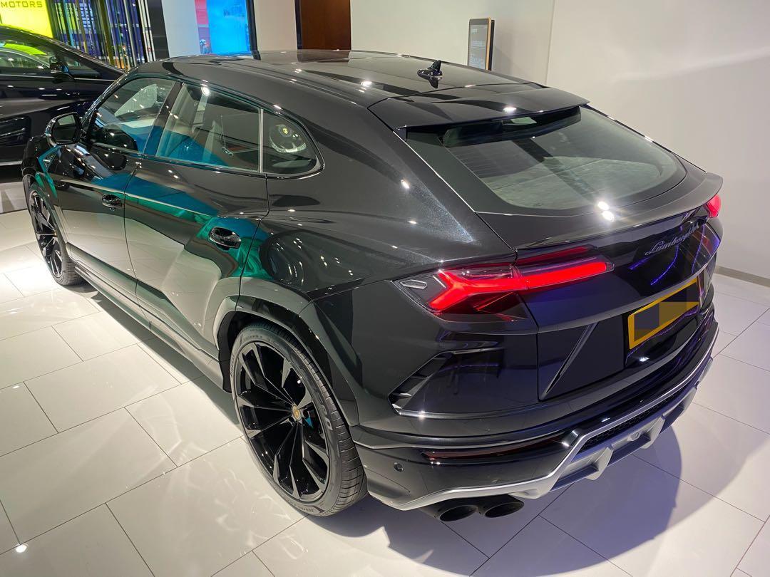 Lamborghini Urus   Auto