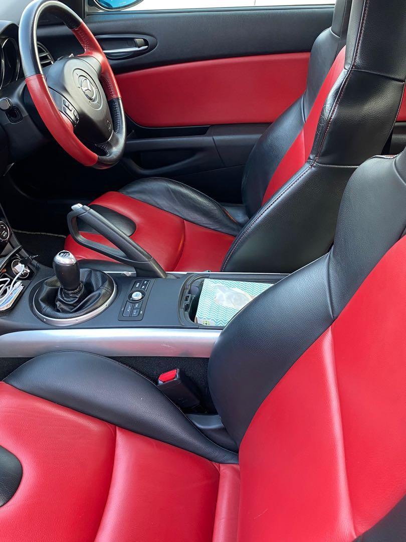 Mazda RX-8 1.3 6-speed Manual