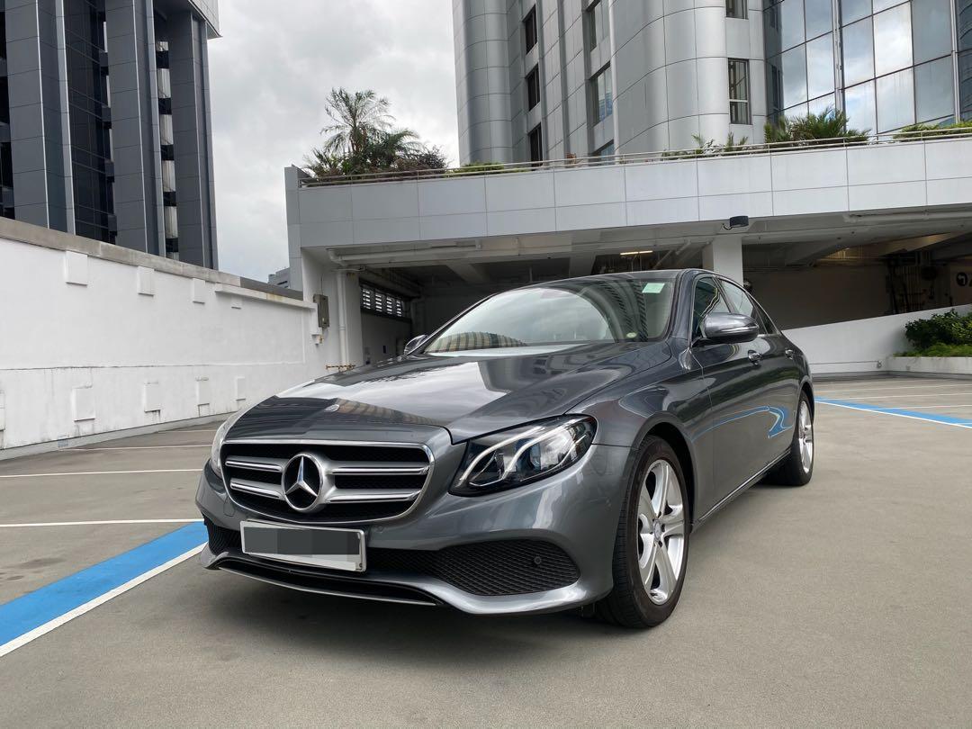 Mercedes-Benz E300 Estate Avantgarde (A)
