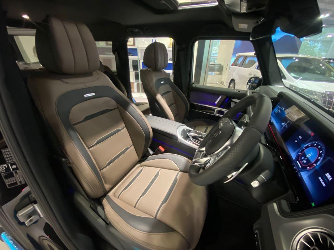Mercedes-Benz G63 AMG (A)