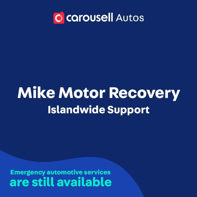 Mike Motor Recovery - Emergency automotive services still available