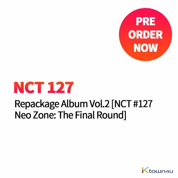 NCT127 - NEO ZONE: THE FINAL ROUND REPACKAGE ALBUM