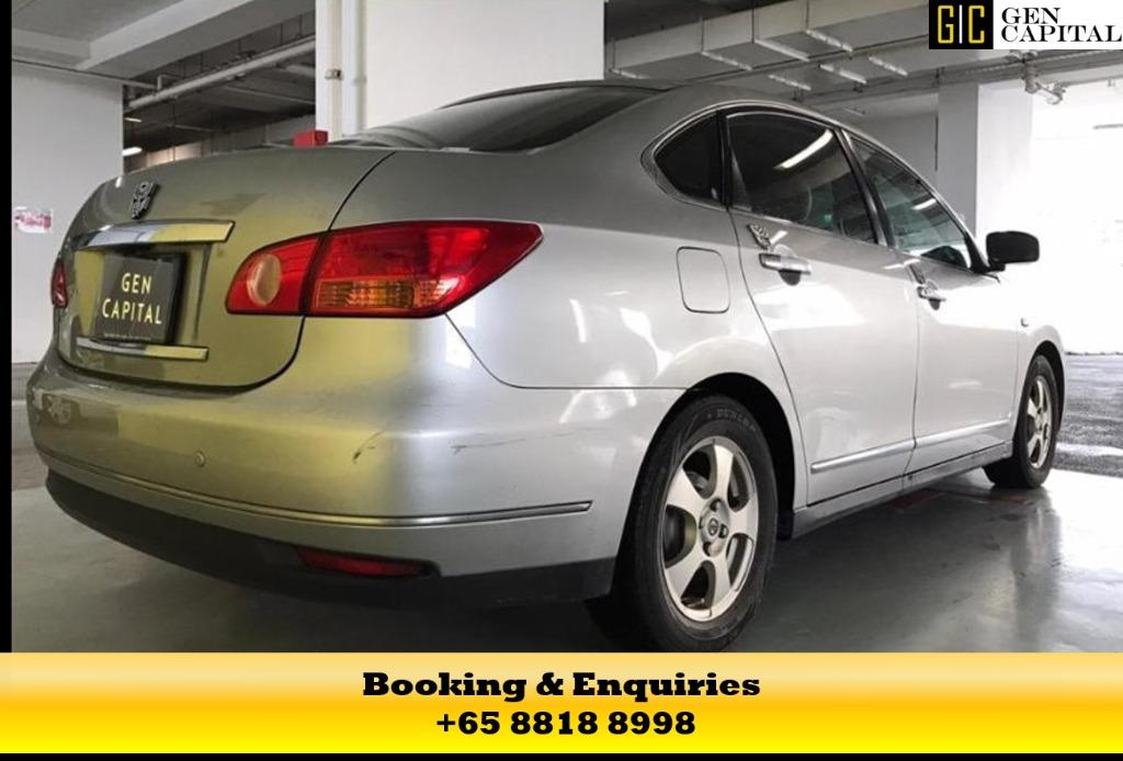 NISSAN SYLPHY - JUST IN TIME FOR YOU TO PAMPER YOUR FAMILY FOR A RIDE IN SG! CONTACT MEGAN NOW AT +65 8818 8998