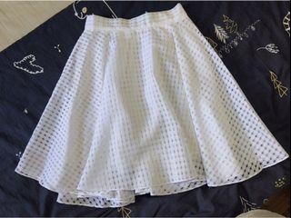 Offwhite Skirt-made in Korea