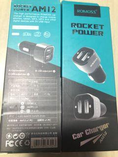 Power Socket Rated Car Charger