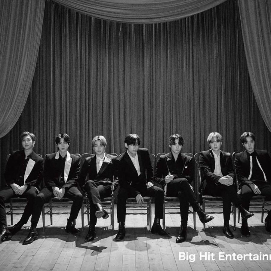 """[PREORDER] BTS 4TH JAPAN ALBUM """"MAP OF THE SOUL: 7 THE JOURNEY"""""""
