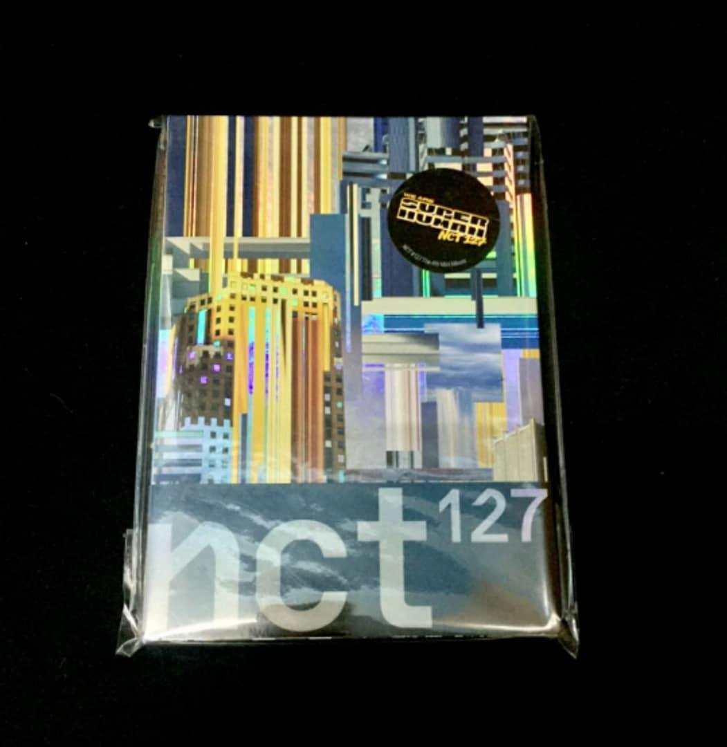 READY STOCK NCT 127 - WE ARE SUPERHUMAN (UNSEALED)