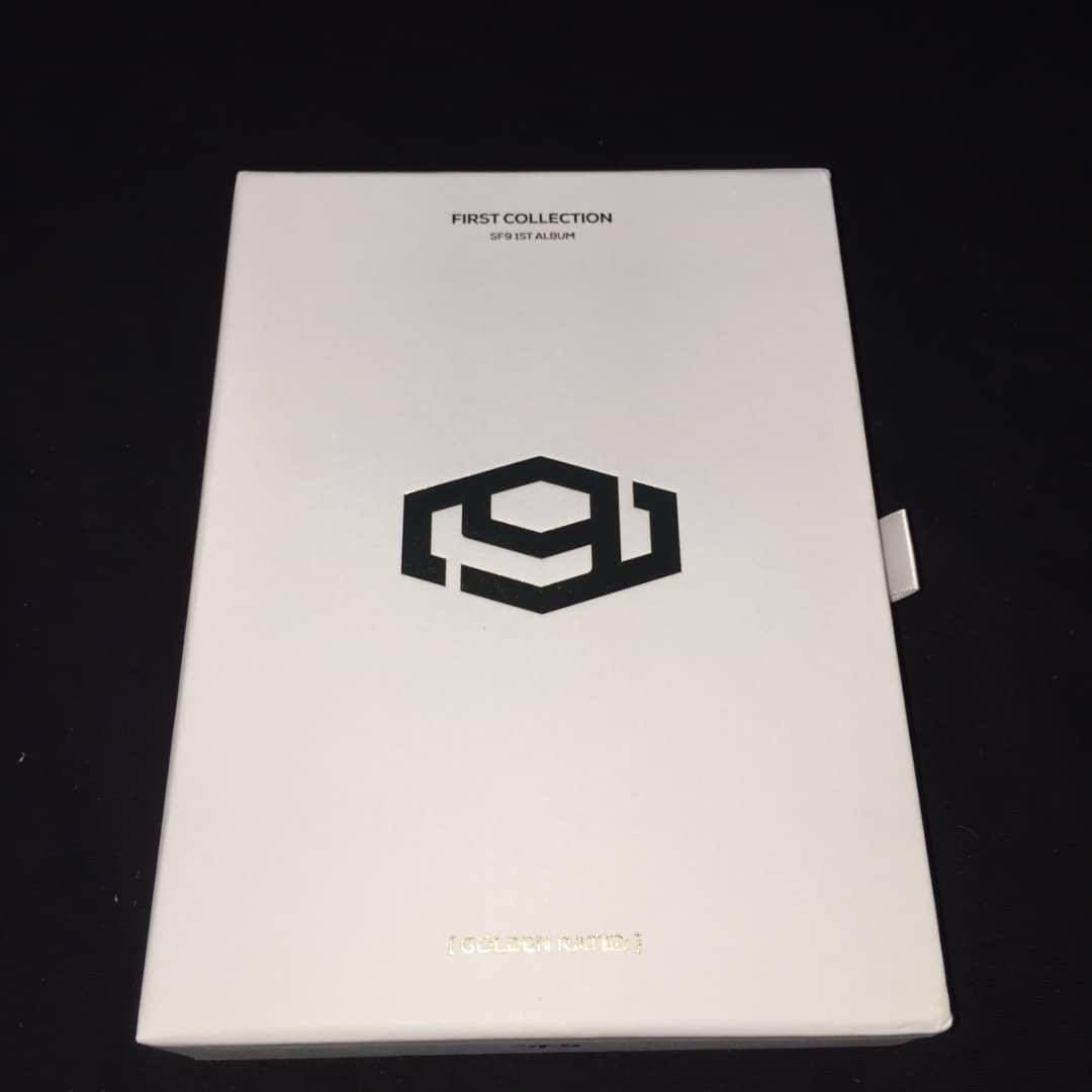 READY STOCK SF9 - FIRST COLLECTION GOLDEN RATED VER. (UNSEALED)