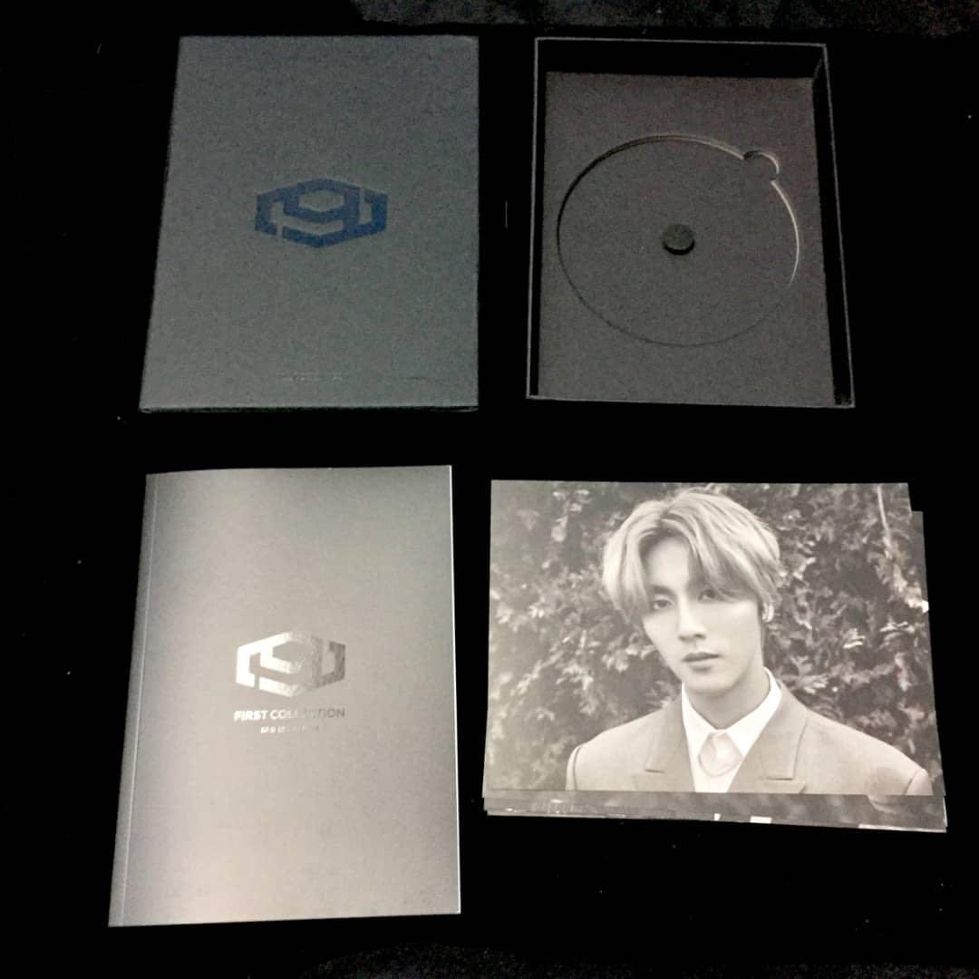 READY STOCK SF9 - FIRST COLLECTION BLACK RATED VER. (UNSEALED)