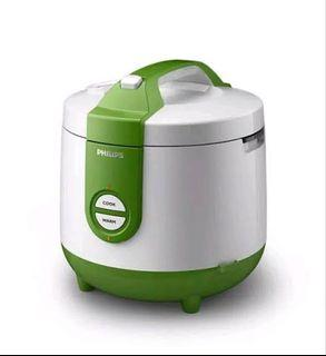 Rice cooker philips 2ltr