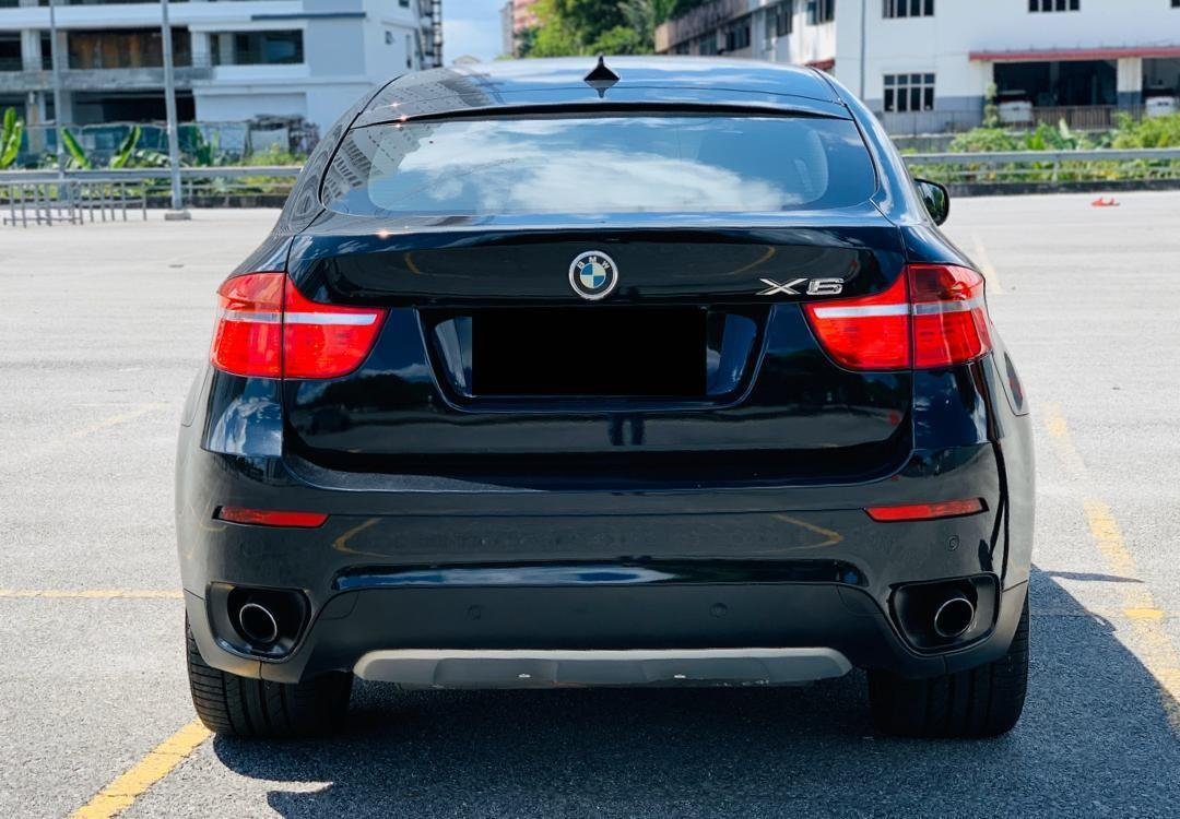 SEWA BELI BERDEPOSIT>>BMW X6 X35i 3.0 TWIN TURBO BOUGHT RECOND 2011/2014