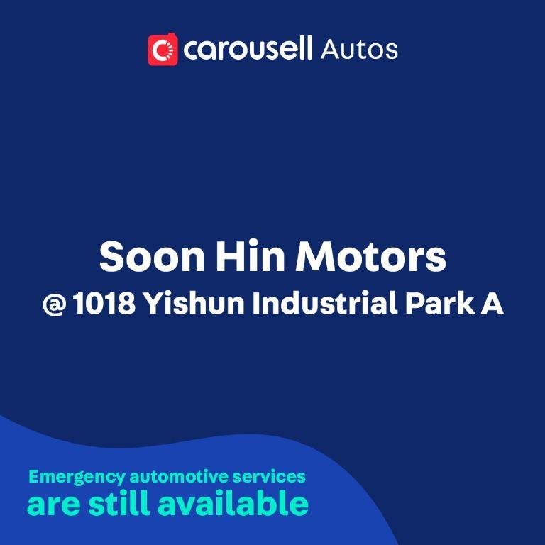 Soon Hin Motors - Emergency automotive services still available