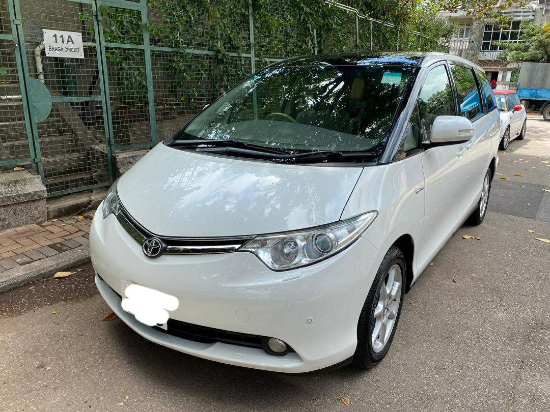 Toyota Previa 3.5 previa Auto