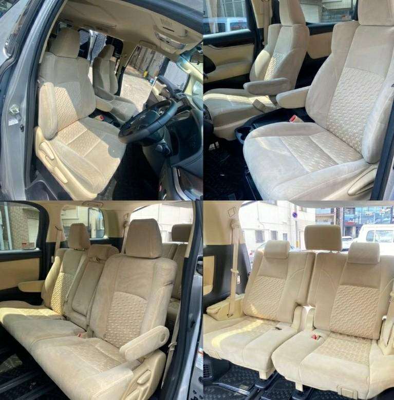 Toyota Vellfire 2.5 X 8-Seater Auto