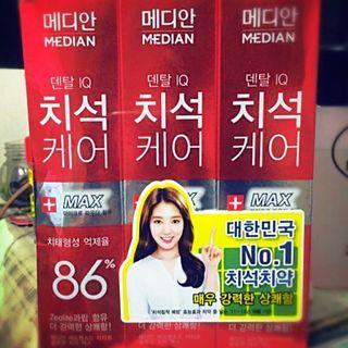 韓國🇰🇷人氣86牙膏