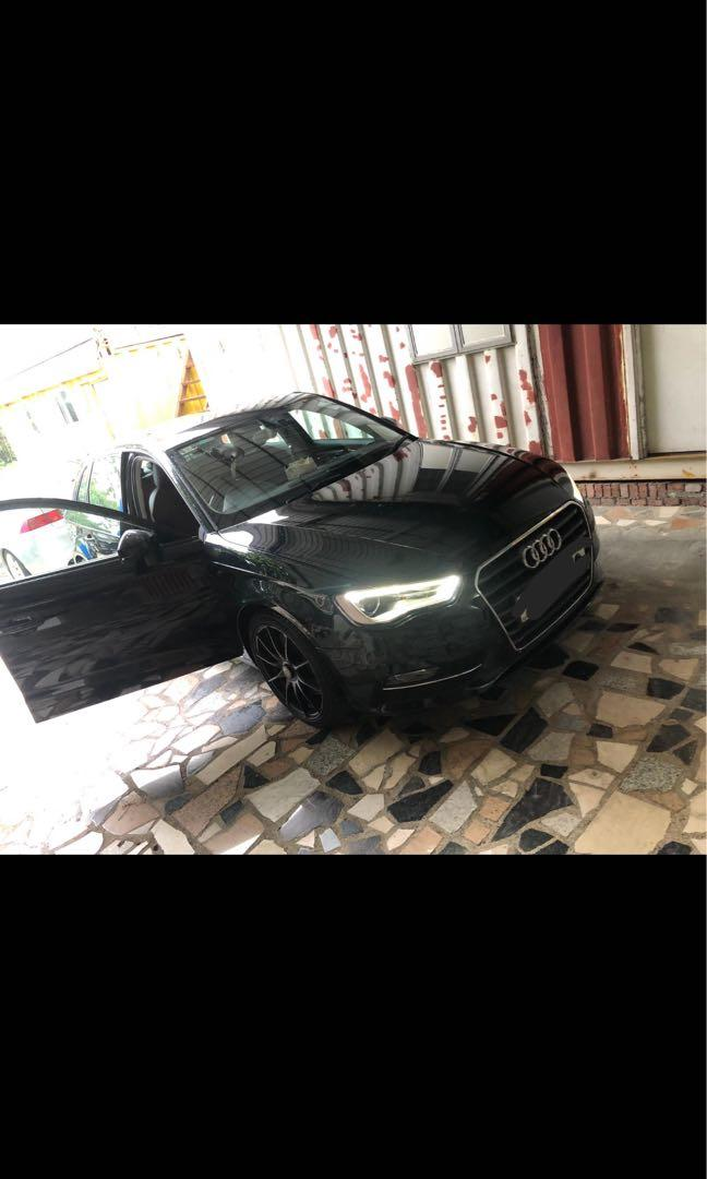 Audi A3 Sportback 1.4 TFSI S tronic 5-Dr Auto