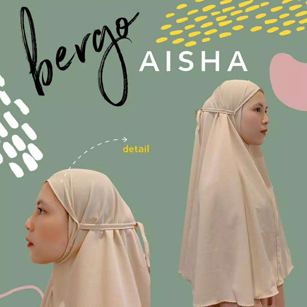 Bergo Maryam Aisha Fesyen Wanita Muslim Fashion Lainnya Di Carousell