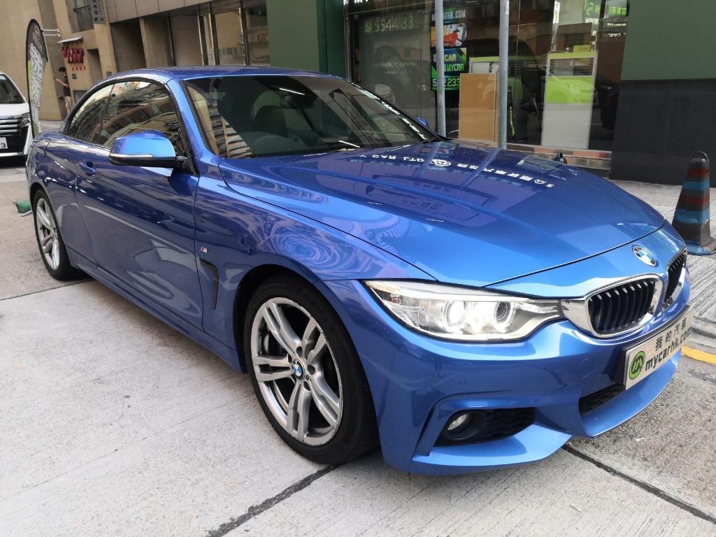 BMW 428I CAB M SPORT 2014 Auto