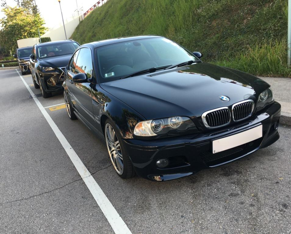 BMW M3 6MT Coupe Manual