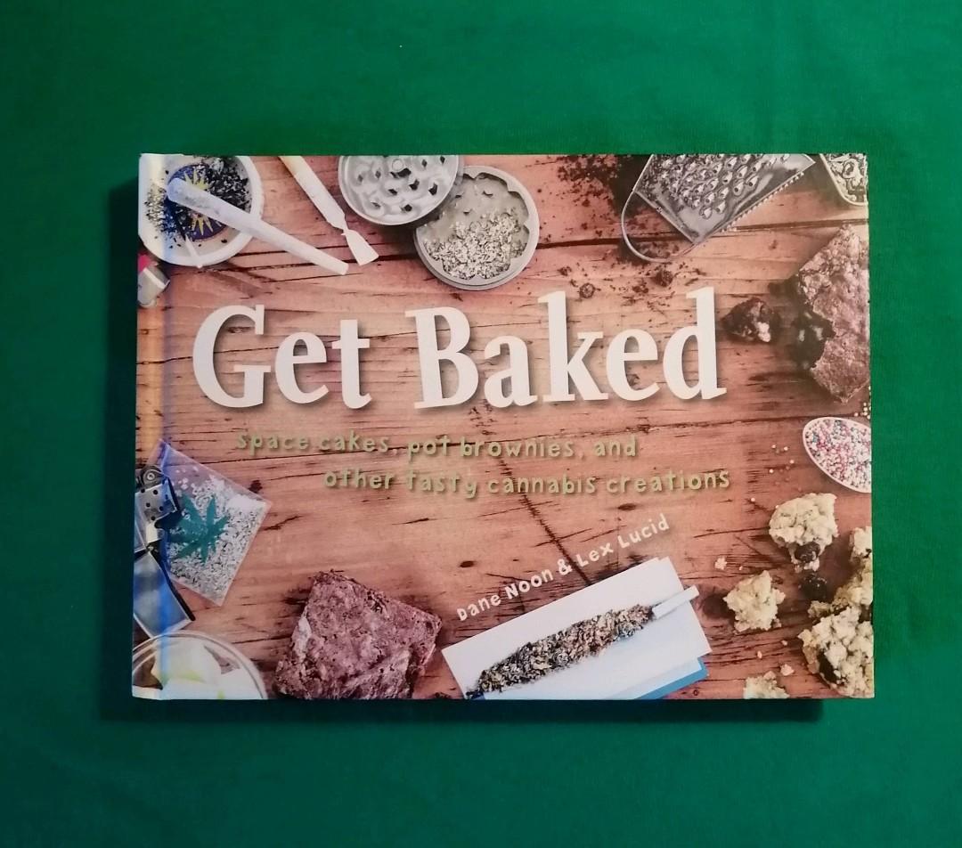 Get Baked Pot Cookbook