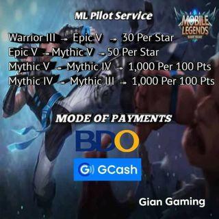 Mobile Legends Pilot