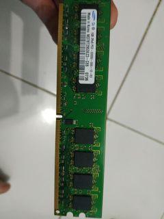 Ram 1GB DDR2  PC5300