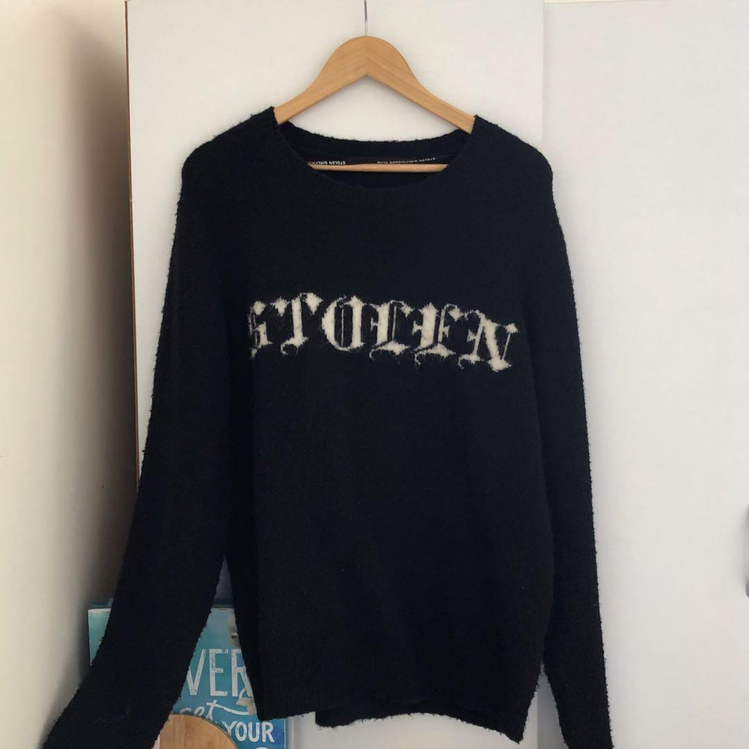 Stolen girlfriend club jumper
