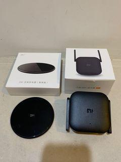 小米 無線充電板 wifi加強器pro #搬家囉