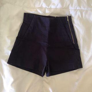 ATMOSPHERE High Waist Short Pants