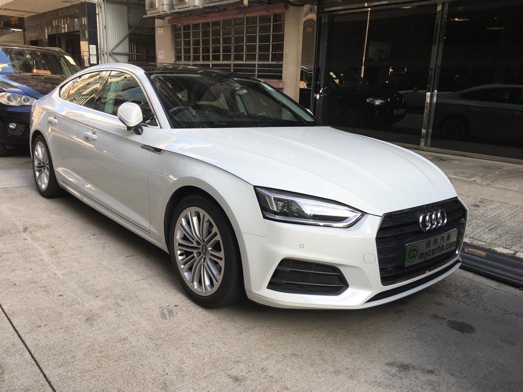 Audi A5 SPORTBACK 40TFSI 2017 Auto