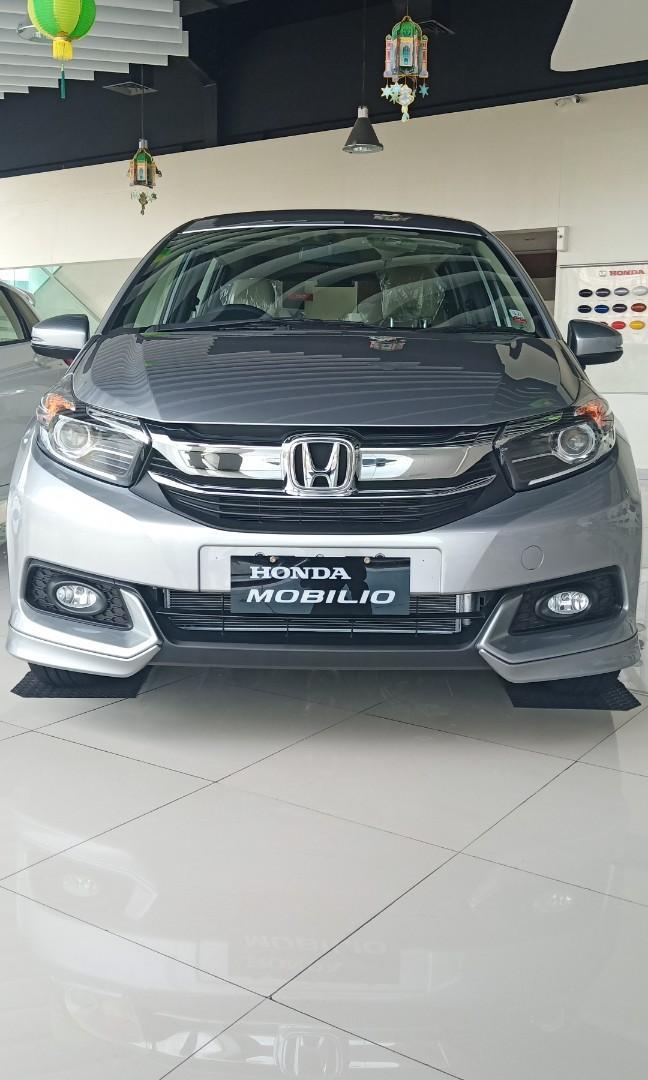 Honda Mobilio E Cvt.. gratis ganti oli 4thn