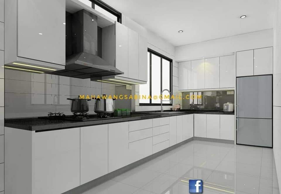 Kitchen Cabinet Murah Home Furniture Furniture On Carousell