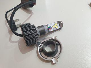 LED 30w 白光 h4
