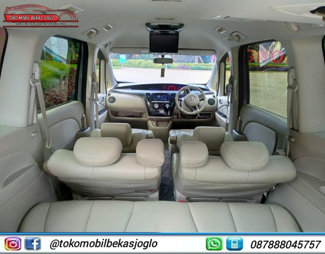 Mazda Biante AT Skyactive 2013 Abu Abu Harga Kredit 165jt & Cash 185jt