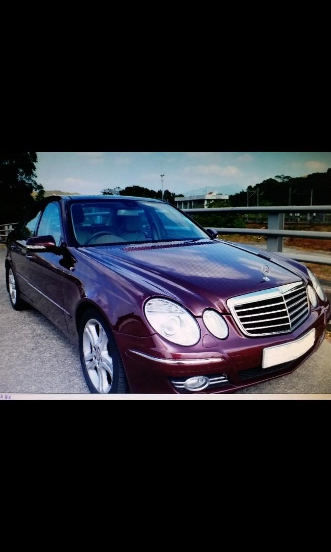Mercedes Benz  -  E280 Avantgarde FL